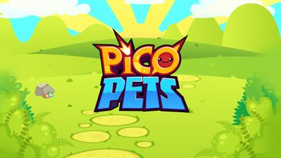 Pico Pets - Animals Evolution & Monsters Combat GameCaptura de pantalla de5