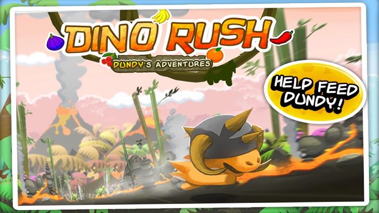 Dino Rush screenshot-0