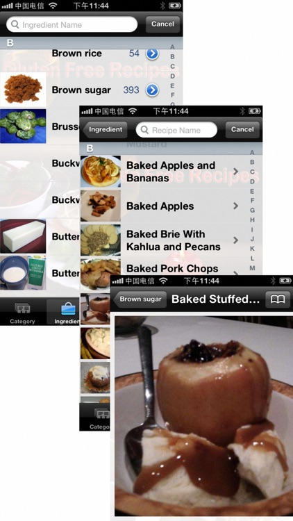 5000+ Gluten-Free Recipes screenshot-3