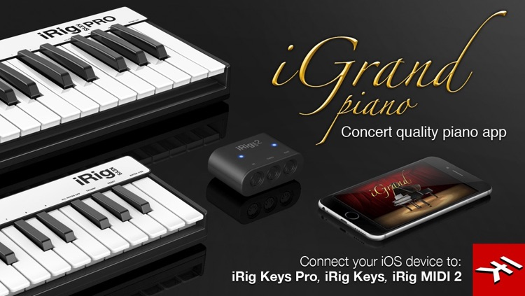 iGrand Piano FREE screenshot-1