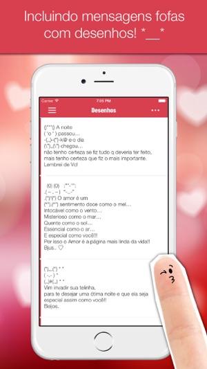 Mensagens De Amor Para Whatsapp Na App Store