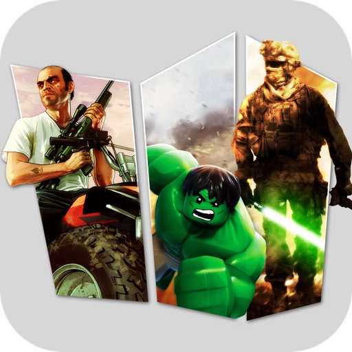 HD Wallpapers For LEGO, GTA 5 & COD ! Background & Lock Screen for iOS Device