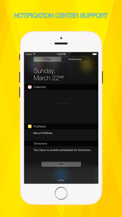 PubNote -- A Voice Note Taking App With iCloud screenshot-3