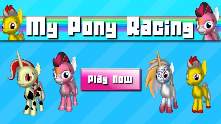 My Pony Racing HD
