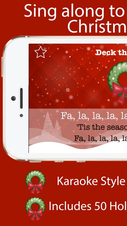 Sing Along to 50+ Christmas Carols