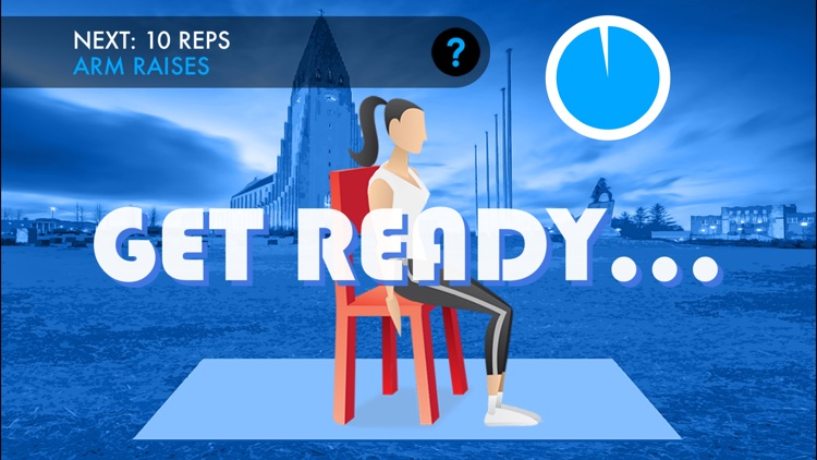 20 Minute Beginners Workout Free by Power 20 screenshot-4