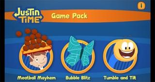 Justin Time Game Pack screenshot one