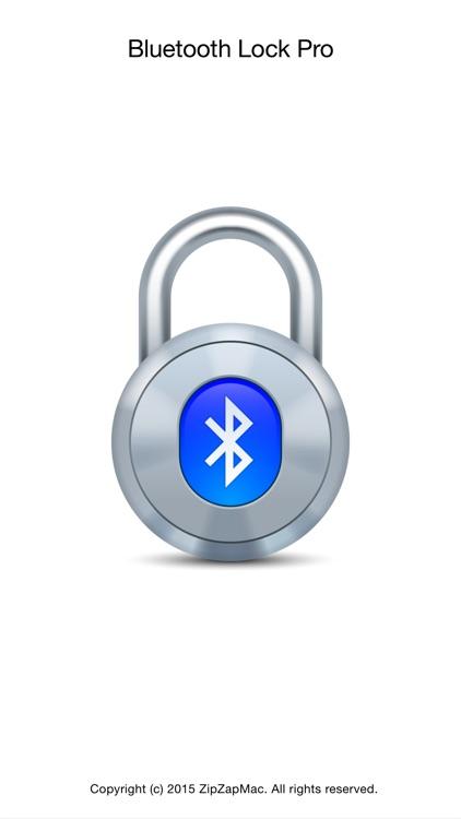 Bluetooth Lock Pro