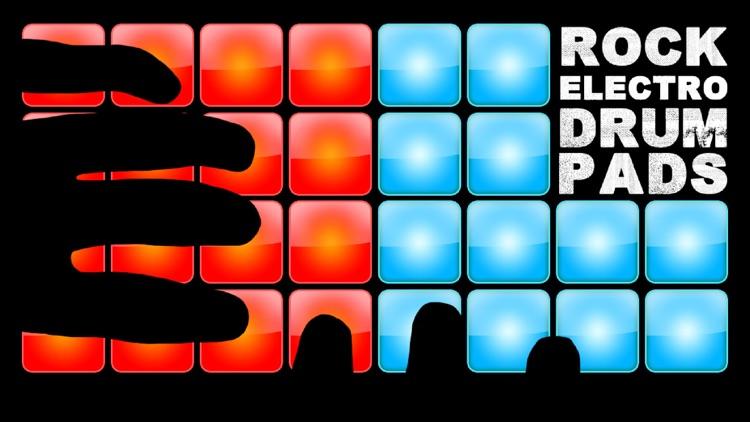 Rock Electro Drum Pads