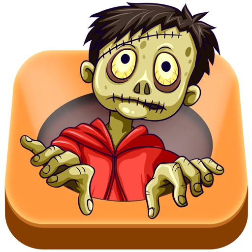 I Trap The Zombie - cool brain buster puzzle game icon