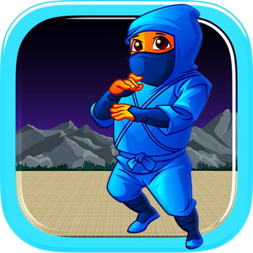 Awesome Flying Ninja Boy Pro - crazy sky flight racing game