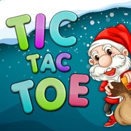Tic Tac Toe - Christmas Edition