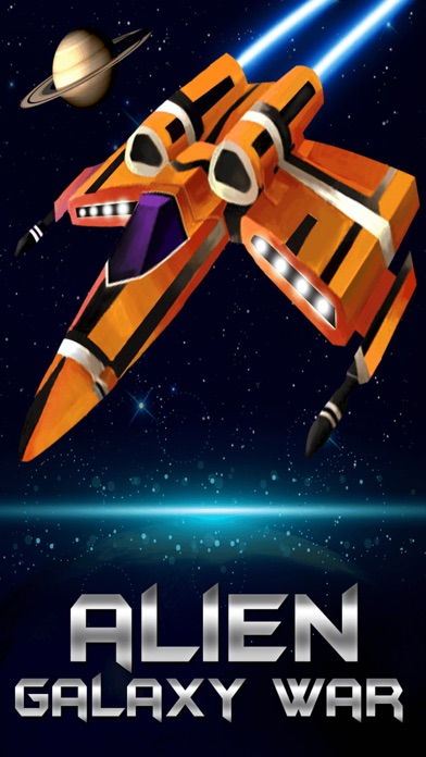 Alien Galaxy War - Fight aliens, win battles and conquer the