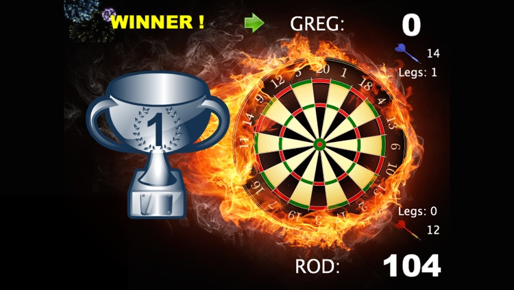 Real Darts screenshot-2