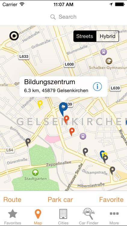 Parkziel.de screenshot-3