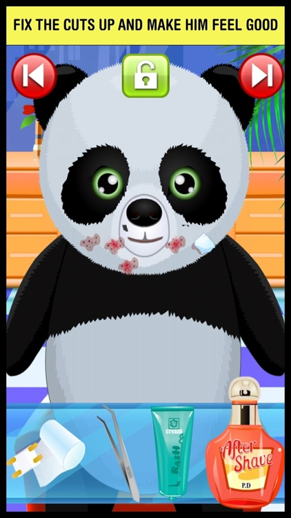 Animal Shave Pet Hair Salon Game for Kids Free