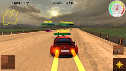 自由のための3D戦闘走行速度シューティングゲームのおすすめ画像1