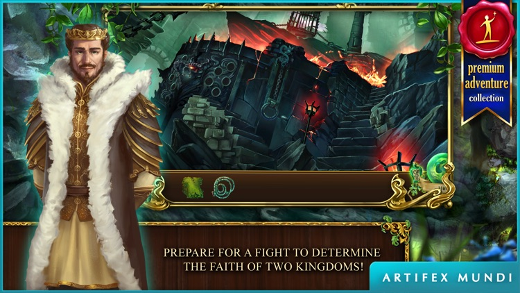 Grim Legends 2: Song of the Dark Swan (Full) screenshot-4