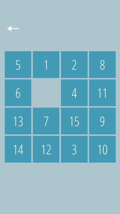 15 puzzle 2015 screenshot-4