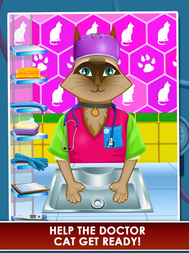 Pet Mommy's New Baby Doctor Salon - Newborn Spa Games for Kids!