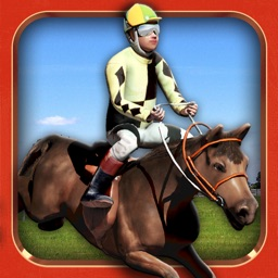 OMG Horse Races Free - Funny Racehorse Ride Game for Children