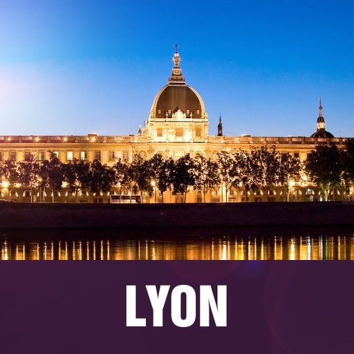 Lyon Offline Travel Guide