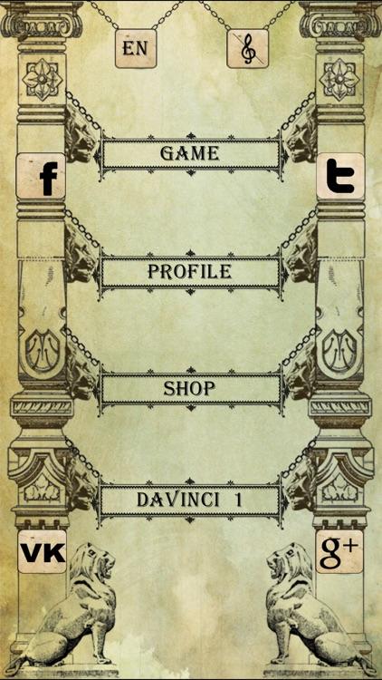 DaVinci Riddles: Renaissance