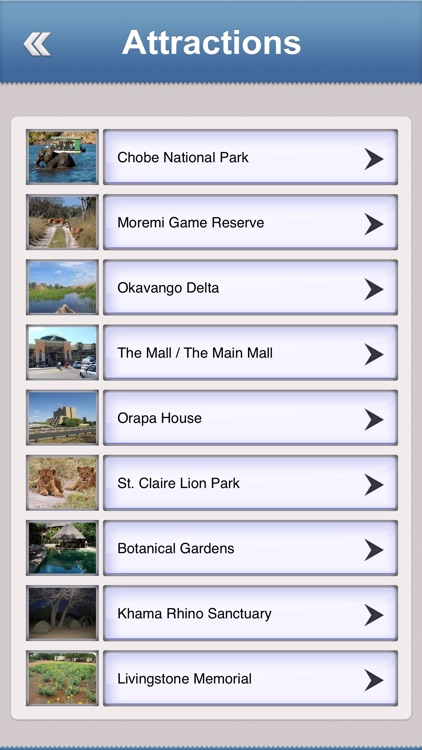 Botswana Travel Guide screenshot-2