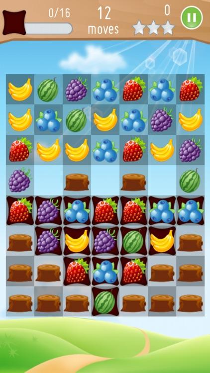 Fruit Splash - Free Game screenshot-3