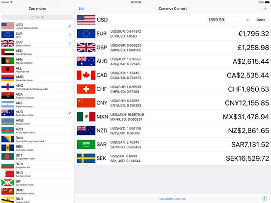 Currency Convert screenshot