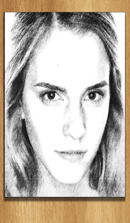 Photo Sketch - Pencil Drawing screenshot-3