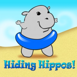 Hiding Hippos: Brain Game for Kids