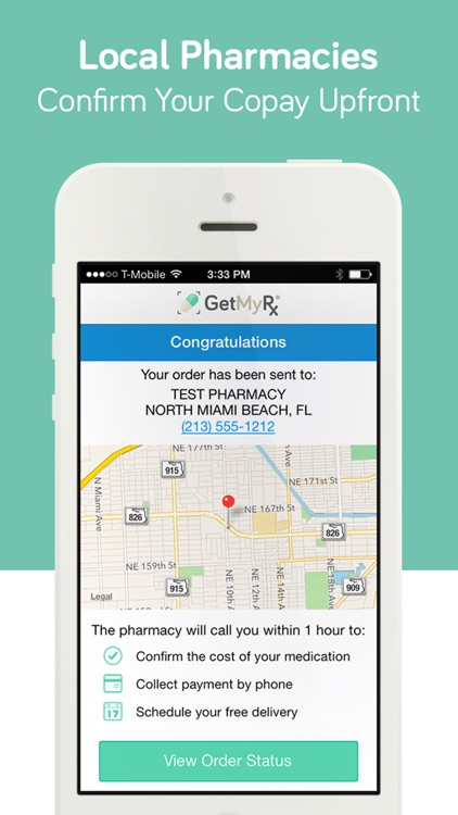 GetMyRx – Your Pharmacy On Demand