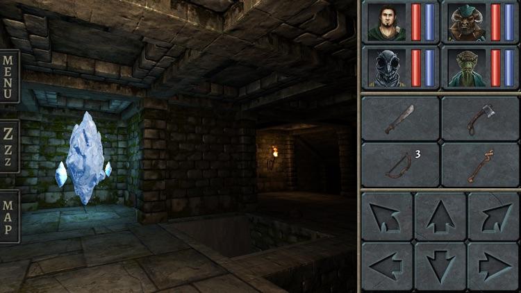 Legend of Grimrock screenshot-0