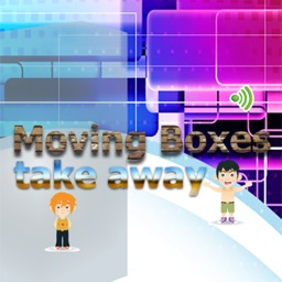 Moving Boxes take away for kids