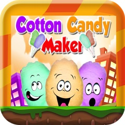 Cotton Candy Maker-Cooking yummy and delicious candies