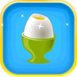 Perfect Eggs - Egg Timer With Egg Recipes