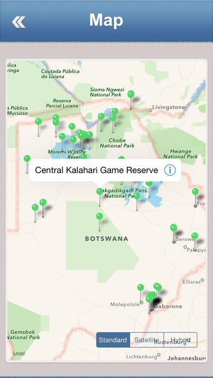 Botswana Travel Guide screenshot-3