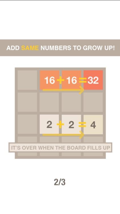 2048 - Crush Puzzle screenshot-3