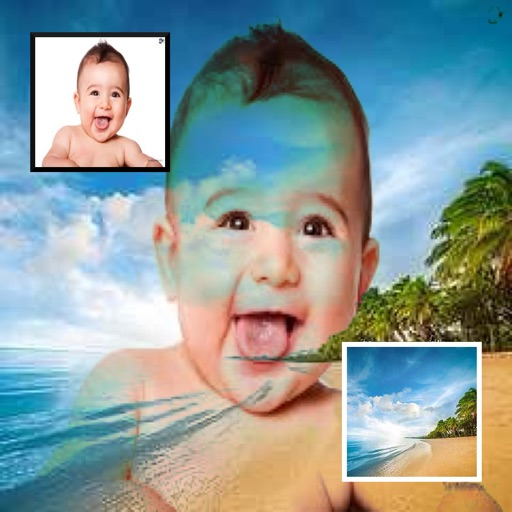 PicBlend - Stunning blend effects to your photos