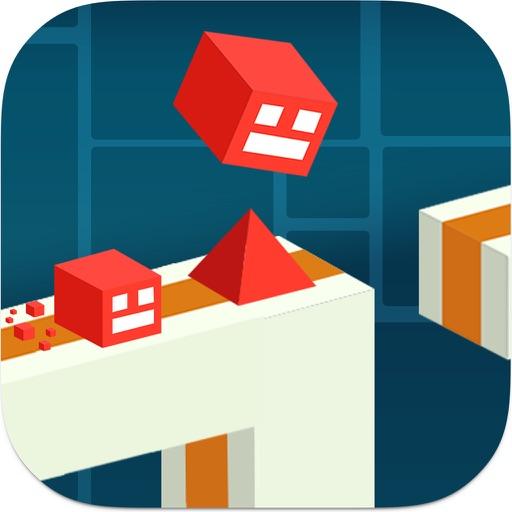 Geometry Dash 2D iOS App