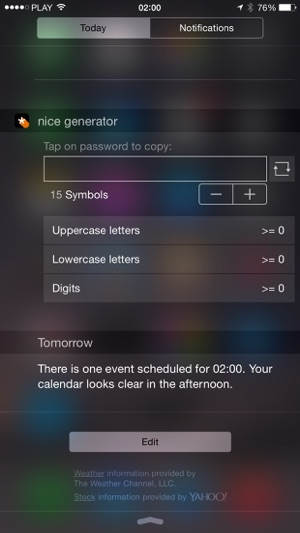 Nice Generator A Password And Phrase Generator On The App Store