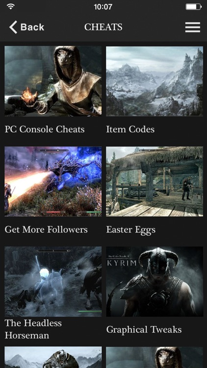 Guides for The Elder Scrolls V - Videos, Walkthroughs, Tips and More! screenshot-3
