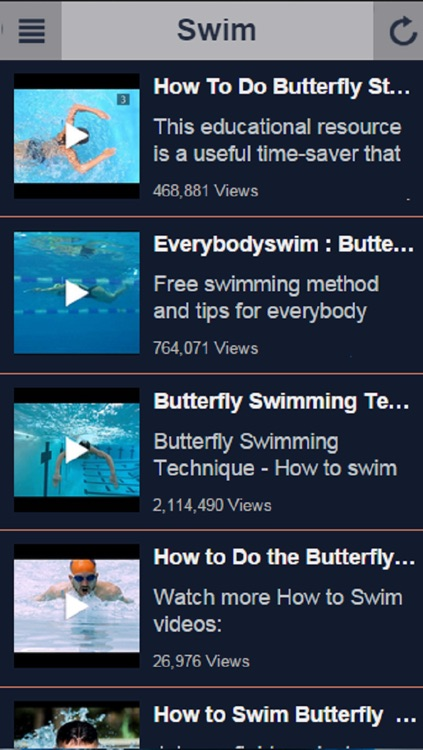 Swim Lessons - Learn How to Swim Easily