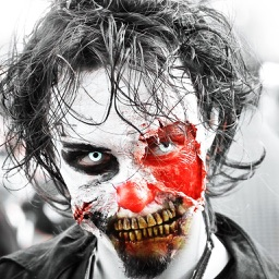 Zombie Face -Turn yourself into Real terrifying monster With Photo Face Booth Editor