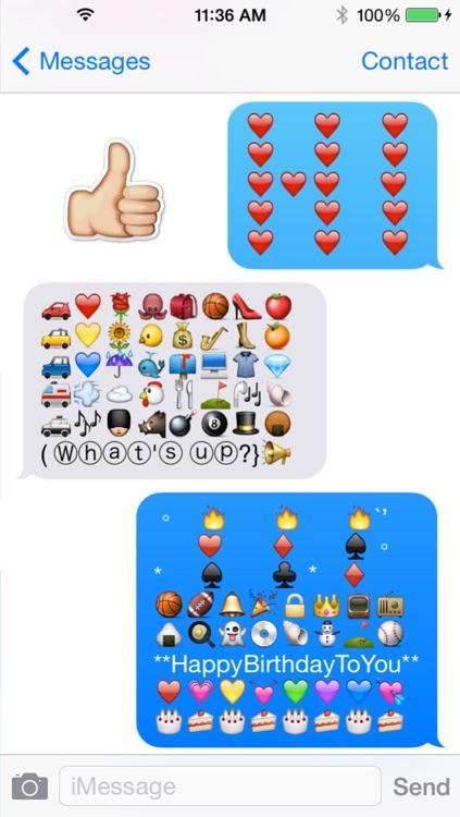 Emoji Art New Style Support Anywhere
