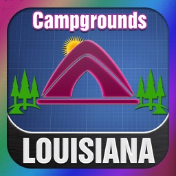 Louisiana Campgrounds & RV Parks Offline Guide