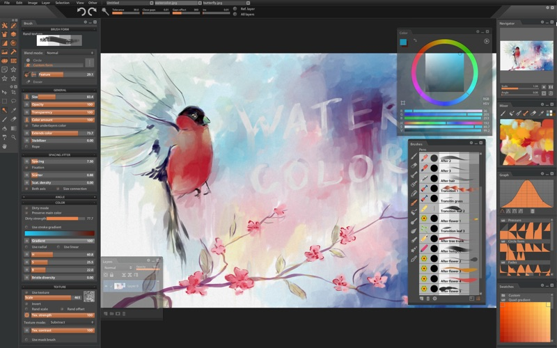 Paintstorm Studio for Mac