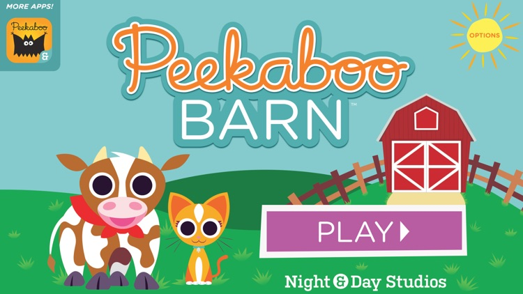 Peekaboo Barn screenshot-0
