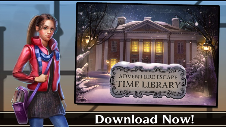 Adventure Escape: Time Library (Time Travel Story and Point and Click Mystery Room Game) screenshot-4